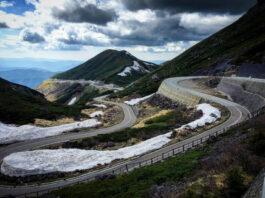 Norikura Skyline Road