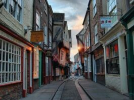 The Shamble in York