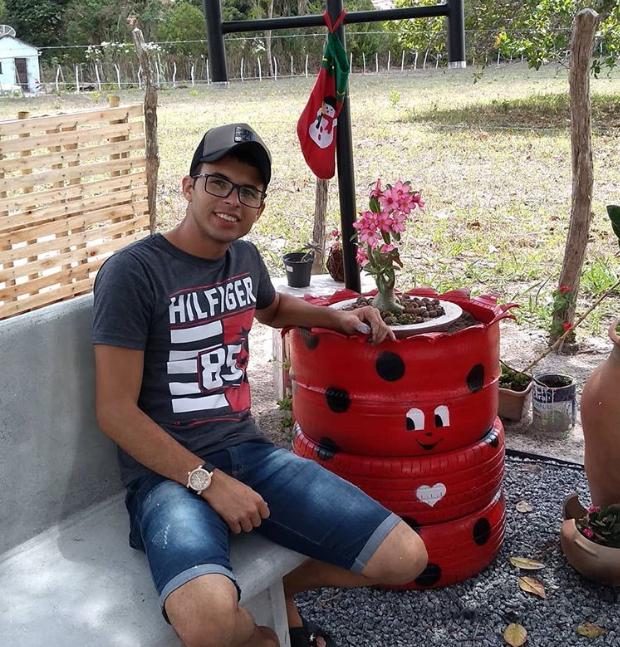 garden equipment from tires