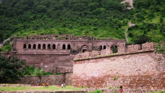 Fort Bhangarh, Indie