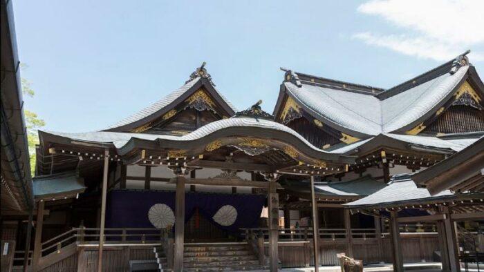 Sanktuarium Ise Grand, Japonia