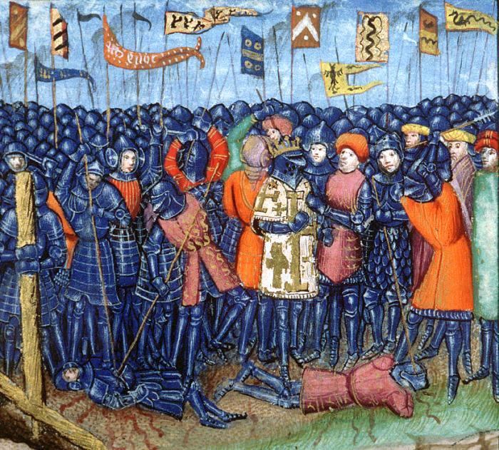 เหล่าอัศวิน Templar หมดอำนาจ