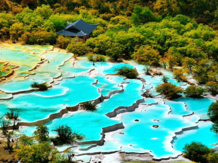 Huanglong National Scenic Reserve