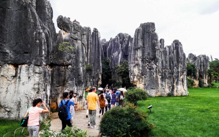 china-shilin-stone-forest