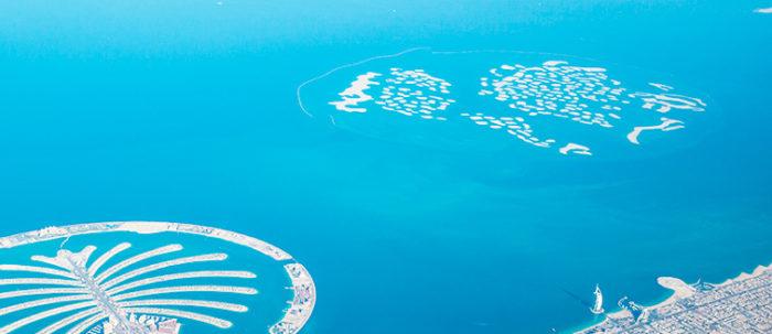 The world island in dubai