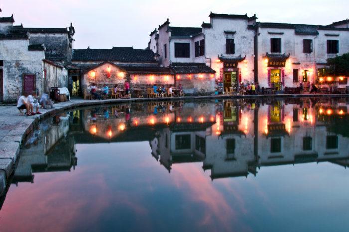 hongcun-ancient-village