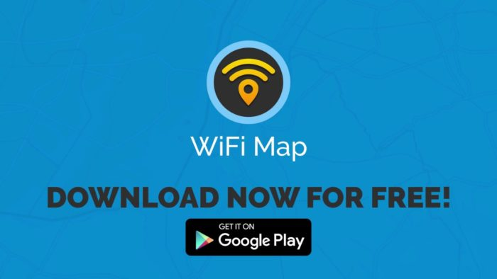 wifi map download information