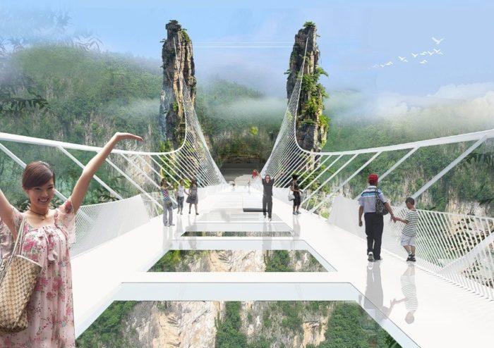 zhangjiajie-national-forest-park-bridge