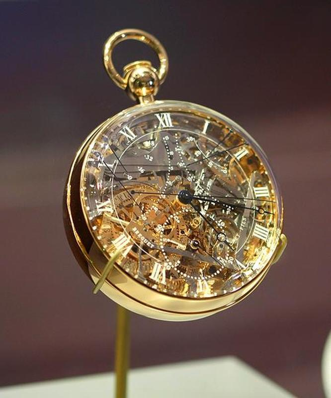 This Incredible Watch Was Made For Marie Antoinette