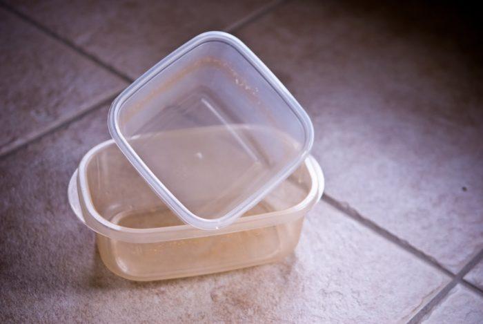 quitamanchas de plástico
