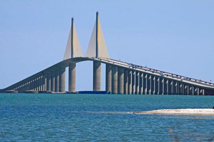Sunshine Skyway Bridge, Florida